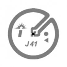 Arizon Rfid Jewellery Tags : J41 Model